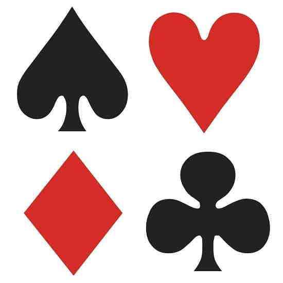 Vous désirez utiliser les smile de couleurs d'un jeu de carte sur facebook .