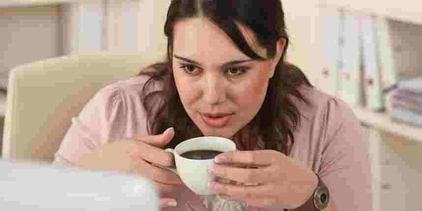 le café bon pour la mémoire visuelle